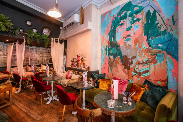 find a co-working space in Boca Cha Cha, London