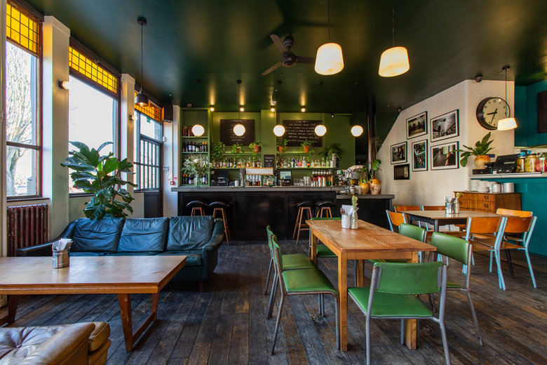 find a co-working space in Angel