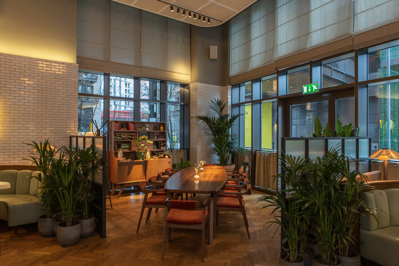 find a co-working space in Vauxhall