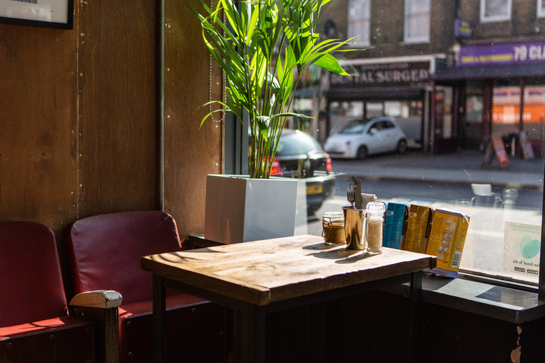 find a co-working space in Clapton