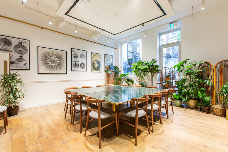 find a co-working space in Bayswater