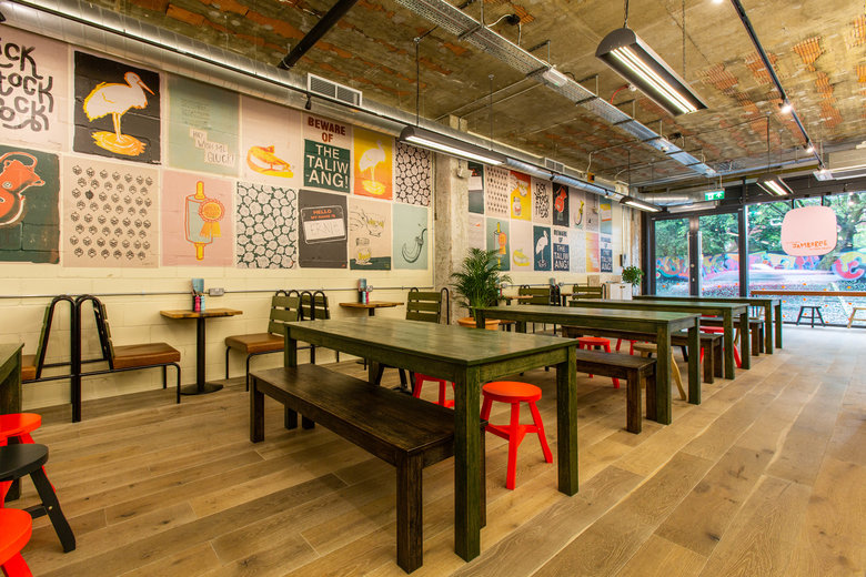 find a co-working space in Old Street