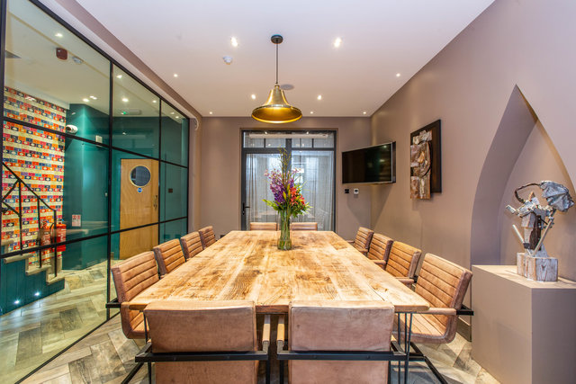 find a co-working space in Georgian House Hotel, London