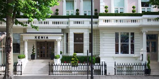 find a co-working space in Hotel Xenia, London