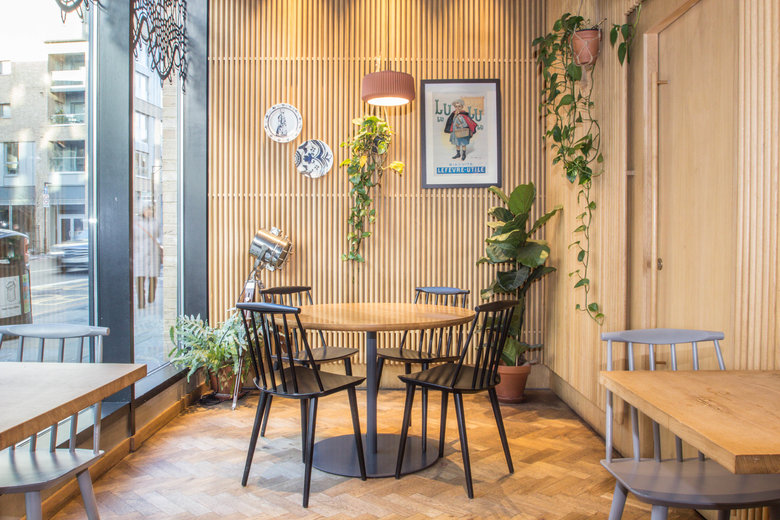 find a co-working space in Dalston Junction