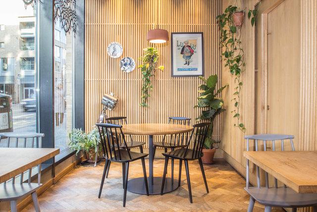 find a co-working space in La Petite Bretagne, London