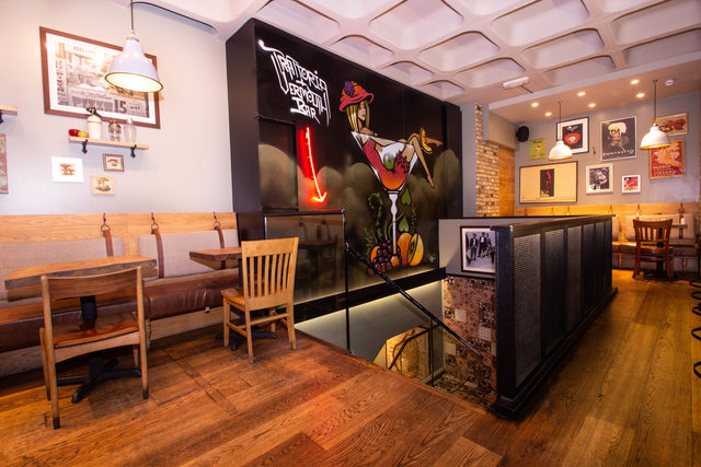 find a co-working space in Mele e Pere, London