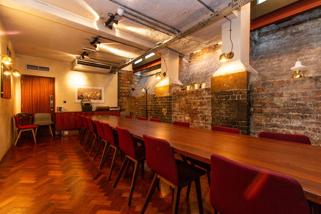 find a co-working space in Merchants Tavern, London