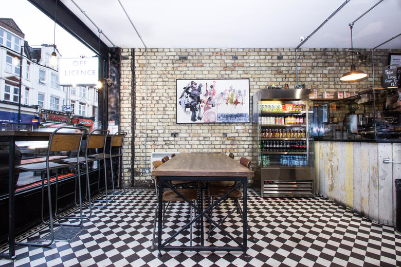 find a co-working space in Harringay