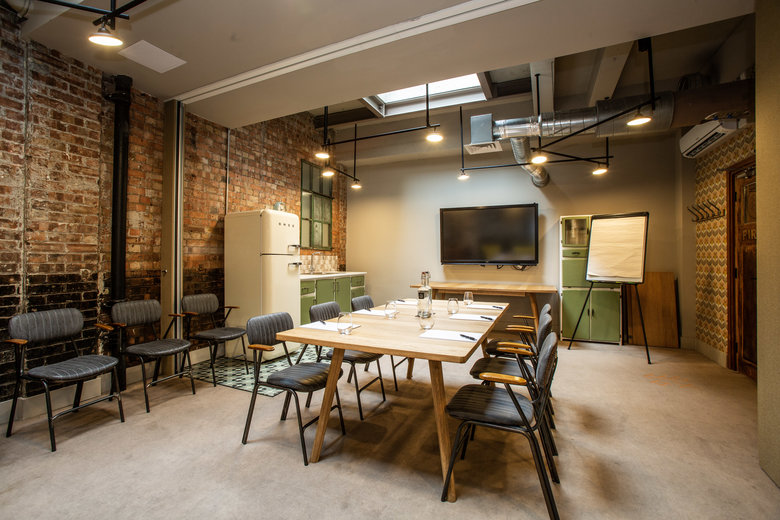 find a co-working space in Whitechapel