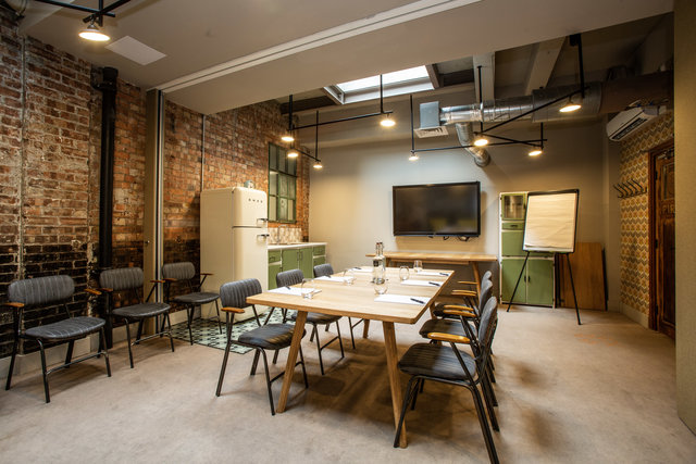 find a co-working space in New Road Hotel , London