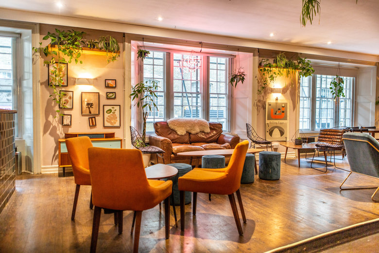 find a co-working space in Shoreditch High Street