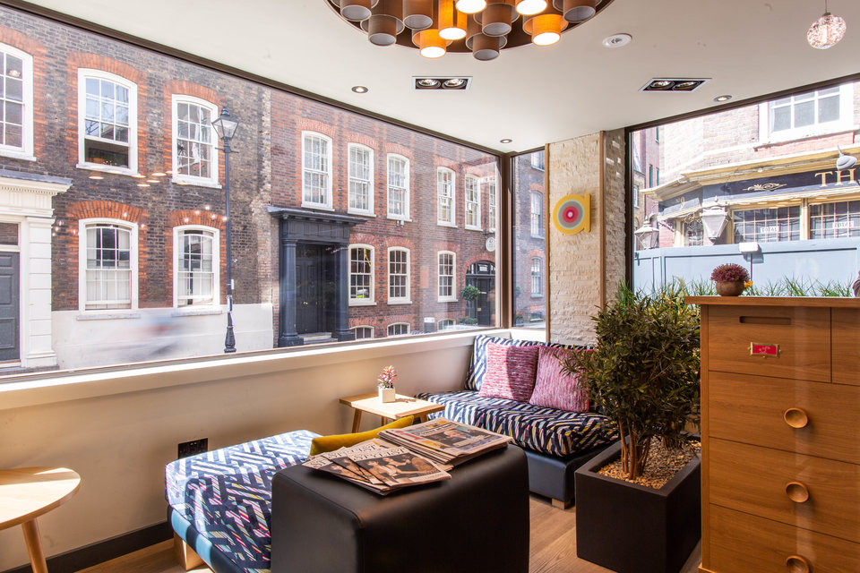 find a co-working space in London & Bristol