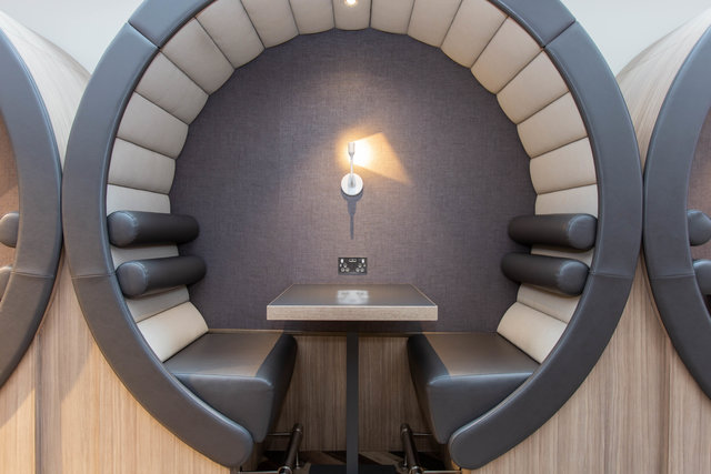 find a co-working space in Point A Hotel Shoreditch, London