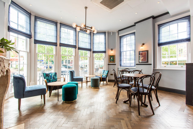 find a co-working space in The Crown - Chiswick , London