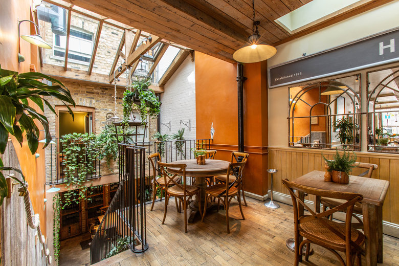 find a co-working space in Sloane Square