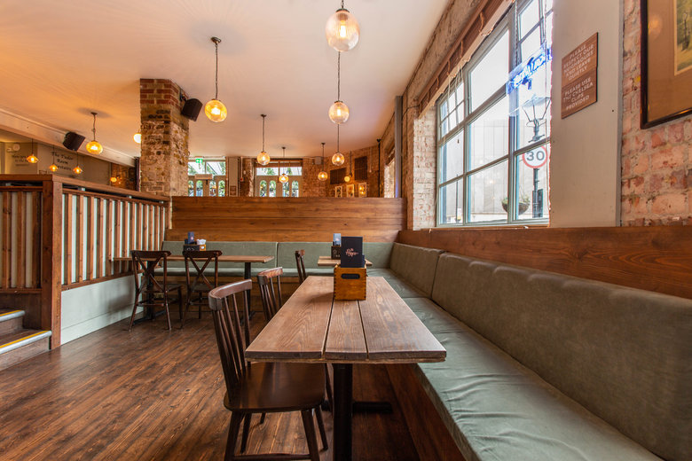 find a co-working space in West Brompton