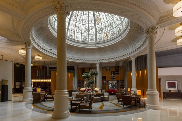 find a co-working space in Threadneedles Hotel, London