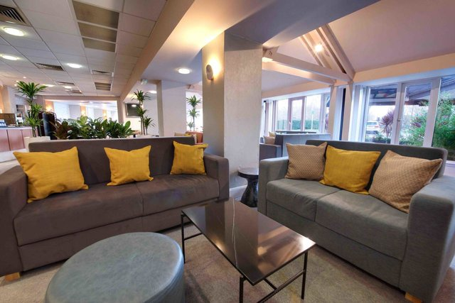 find a co-working space in Waterloo Hub Hotel, London